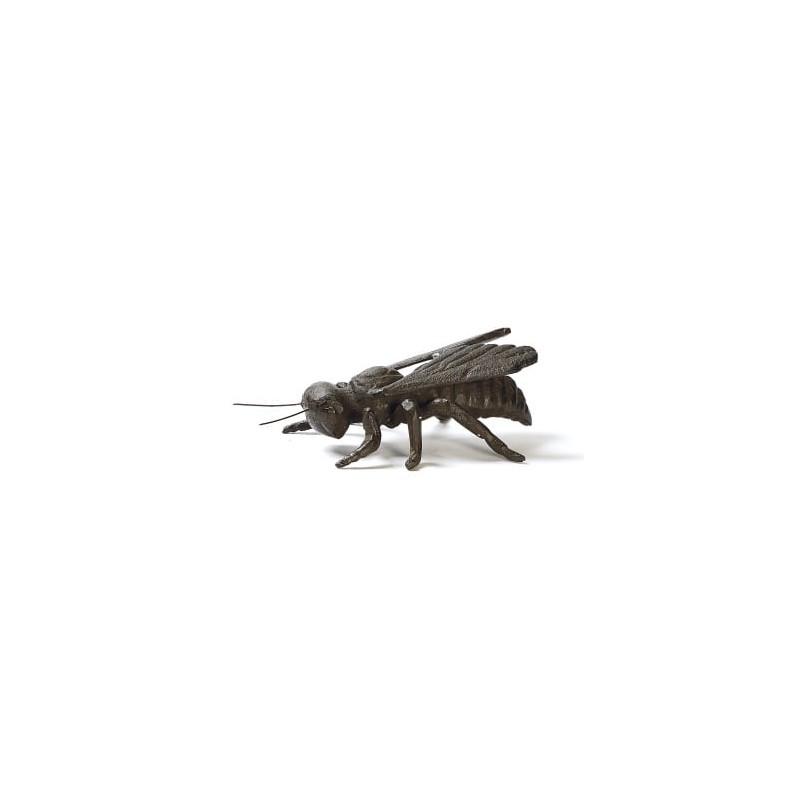 Bougie en cire d'abeille - Cylindre - Torsadée - Trésors de la Ruche - vue dessus